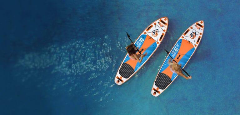 Paddle board Gonflable Skiffo avis et test