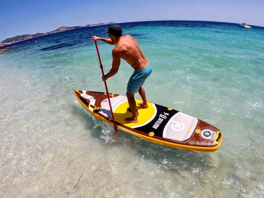 Les 8 bienfaits du paddle sur la santé 8