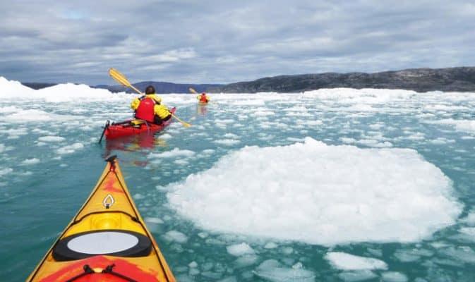 Kayak ou Paddle? Avantages et inconvénients 10