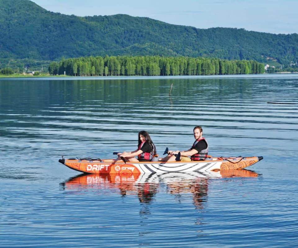 Kayak ou Paddle? Avantages et inconvénients 62