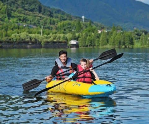 Kayak ou Paddle? Avantages et inconvénients 11