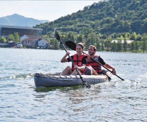 Kayak ou Paddle? Avantages et inconvénients 2