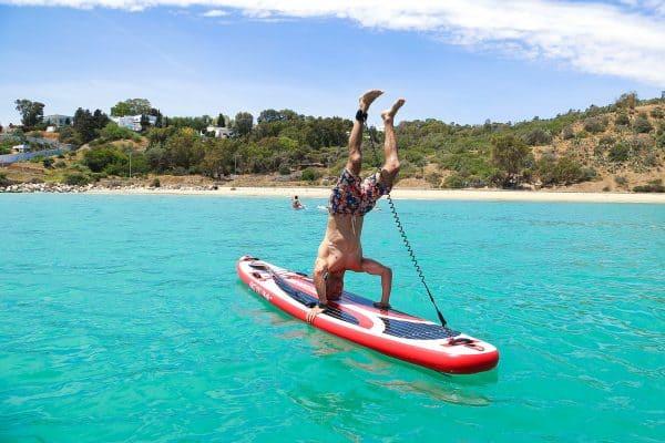 Pourquoi utiliser un leash pour faire du paddle? 5 raisons essentielles 6