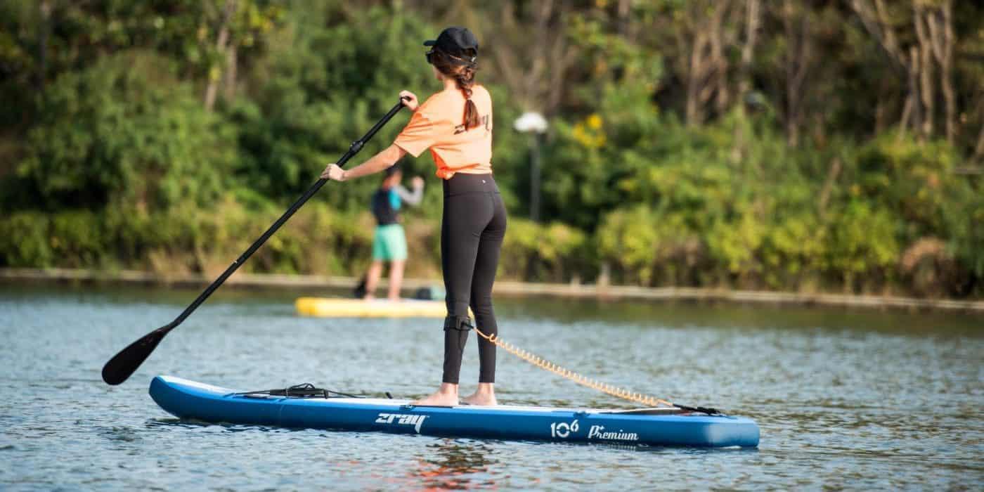 Pourquoi utiliser un leash pour faire du paddle? 5 raisons essentielles 59