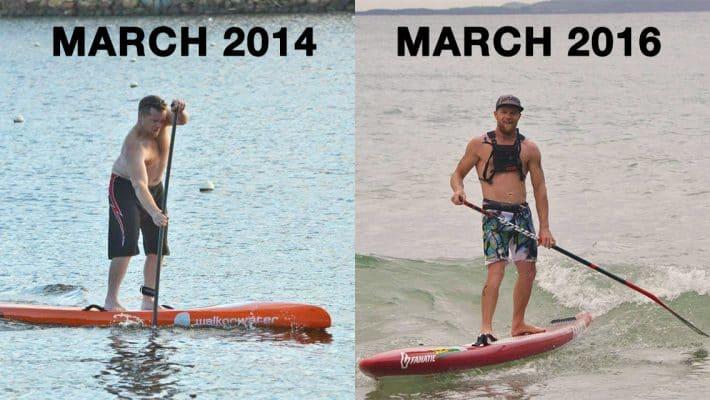 Comment le Stand Up Paddle peut changer votre vie 1