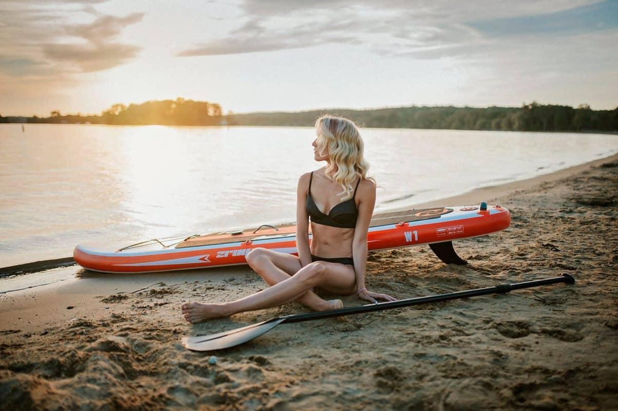 Les 8 bienfaits du paddle sur la santé 1