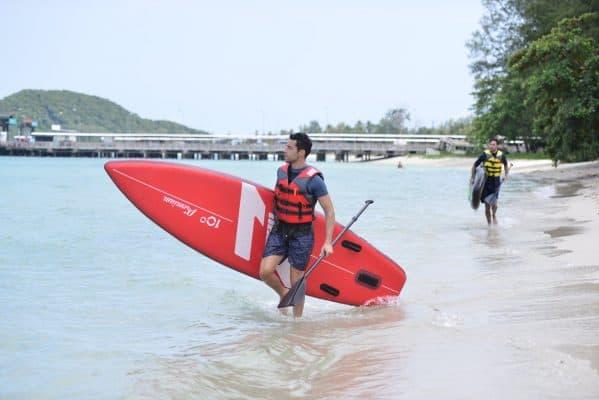 Comment faire du paddle avec des enfants? 7