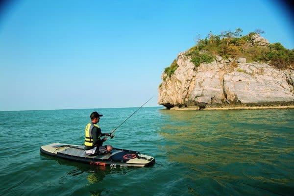 Kayak ou Paddle? Avantages et inconvénients 13