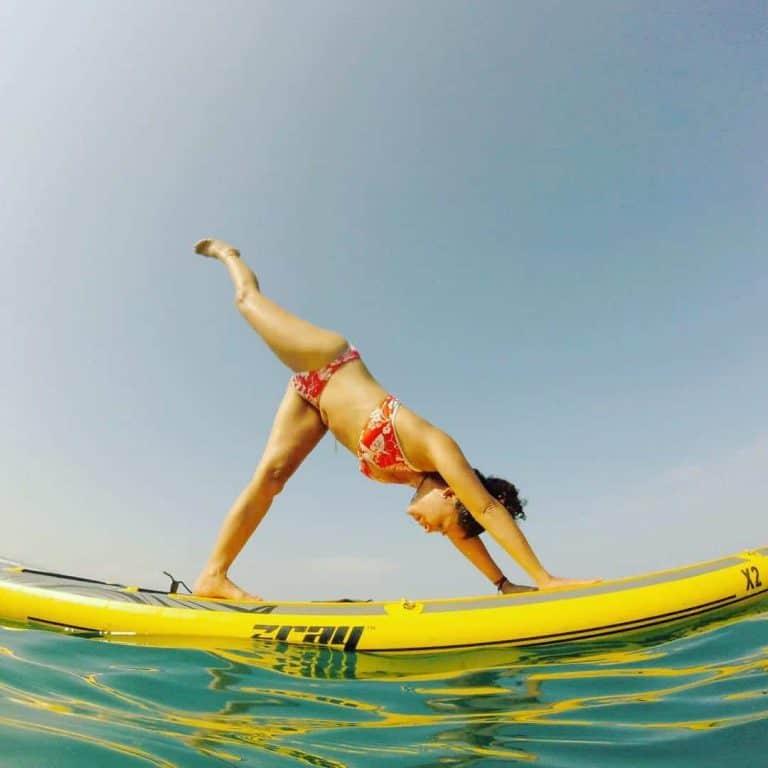 Les 8 bienfaits du paddle sur la santé 7