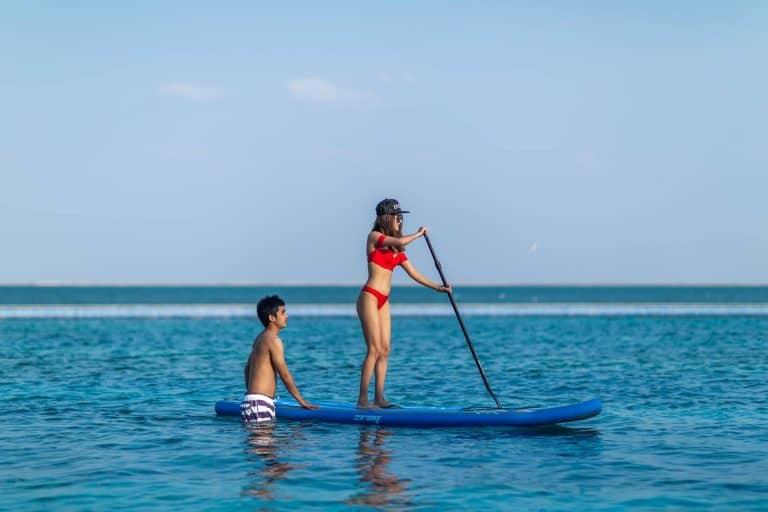Les 8 bienfaits du paddle sur la santé 3