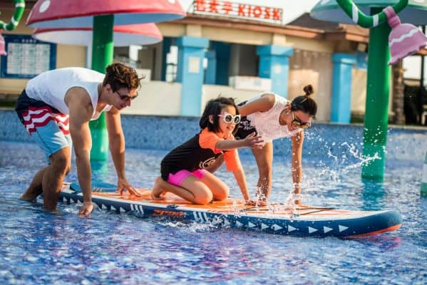 Comment faire du paddle avec des enfants? 4