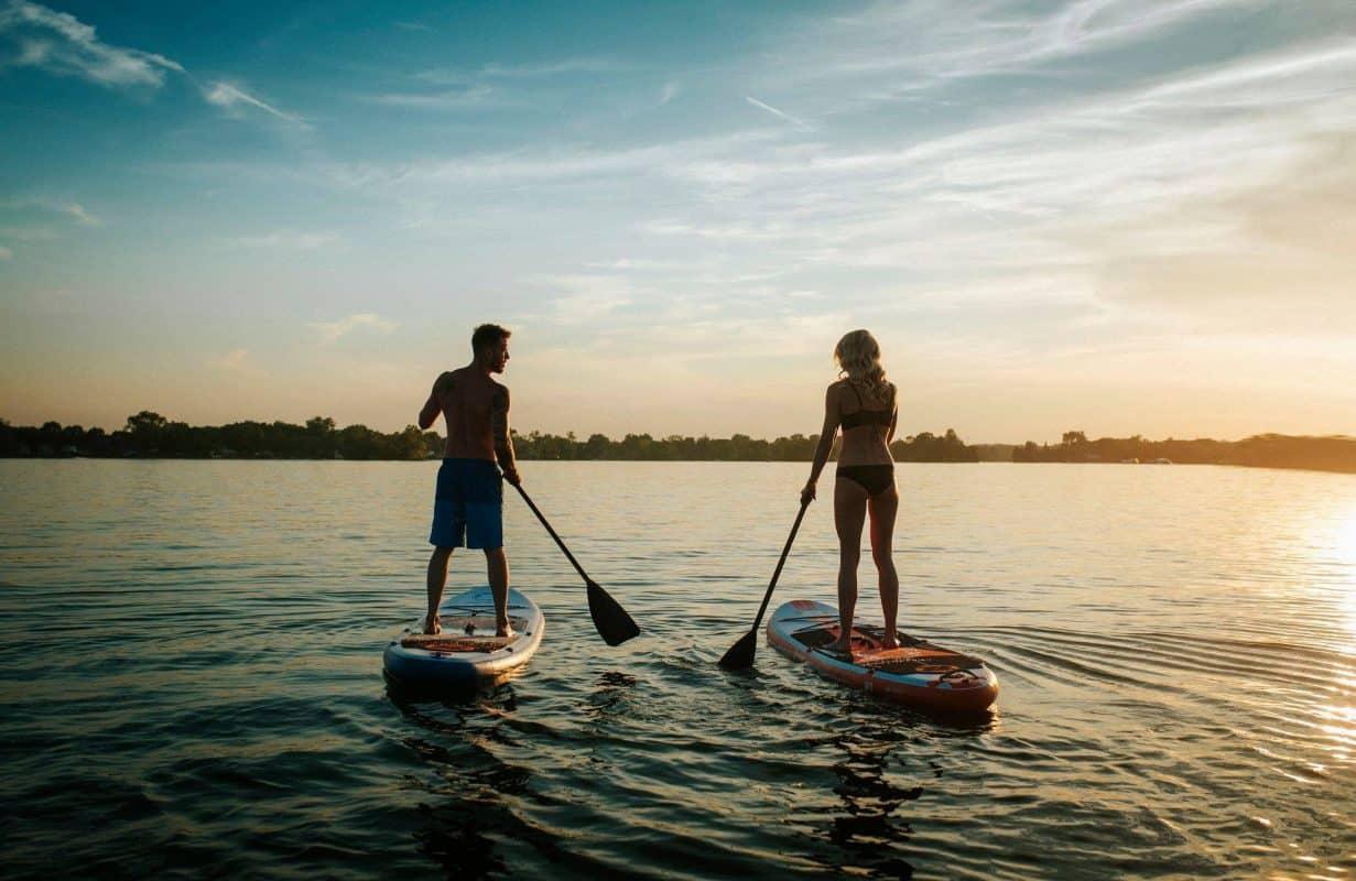 Comment le Stand Up Paddle peut changer votre vie 10