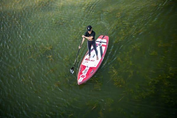 Kayak ou Paddle? Avantages et inconvénients 3