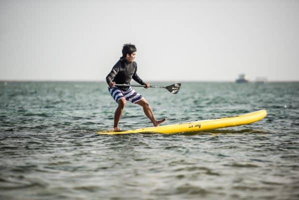 Comment faire du paddle avec des enfants? 6