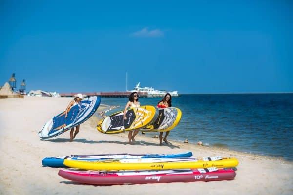 Kayak ou Paddle? Avantages et inconvénients 4