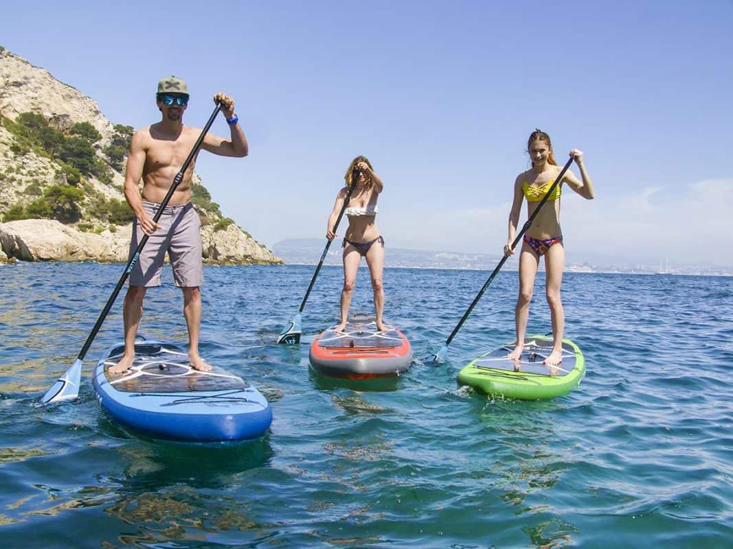 Les règles de sécurité en Stand Up Paddle 1