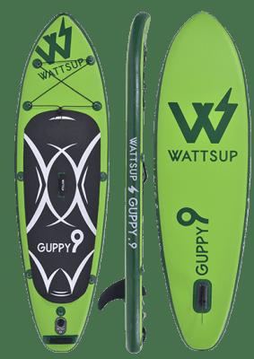 WattSUP 4