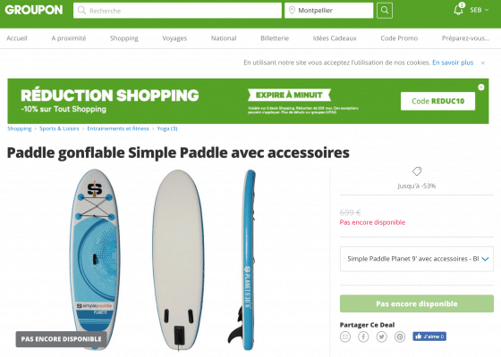 Simple Paddle 5