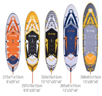 Meilleur Paddle Gonflable POUR DEBUTER : comparatif 2020 8
