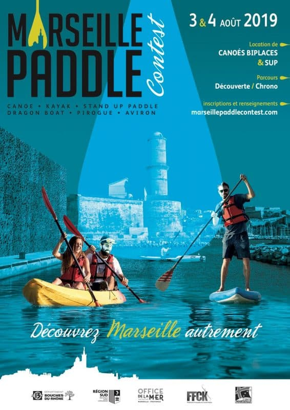 Marseille Paddle Contest 2019 : c'est ce week-end ! 4